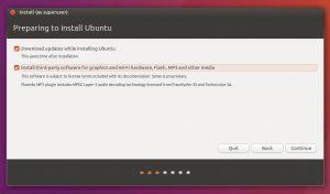 Preparing to install Ubuntu- Peshmerge.io