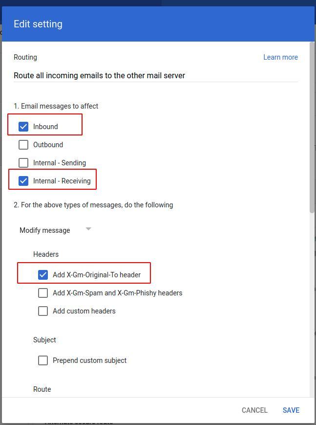 Google_workspace_Gmail_Routing_Rules_Creation_Screen_screenshot